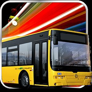 Hill Climbing Bus Drive icon