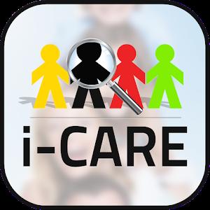 i-care: lost & found | i care icon