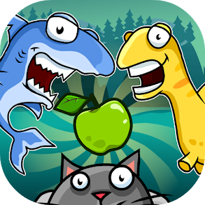 Monster Eats Food - 2 player icon