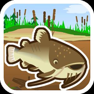Cat fish Fry Fishing icon