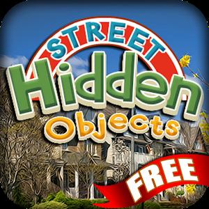 Street Hidden Objects Free icon