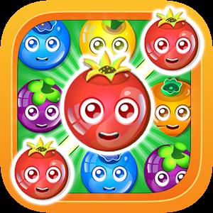 Funny Farm - Fruit Pop Mania icon