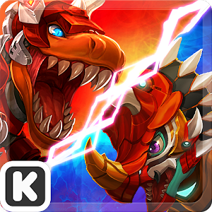 Dinowar:Tyranno VS Triceratops icon