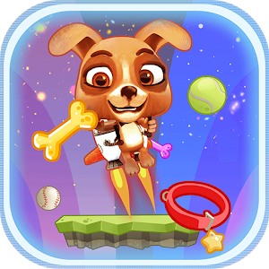 Jetpack Dog in Space Jam: Jump icon