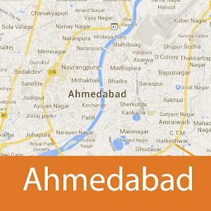 Ahmadabad City Guide icon