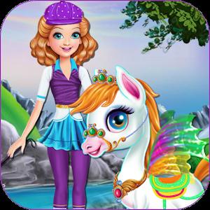 Sandra Pony Fairy Salon icon