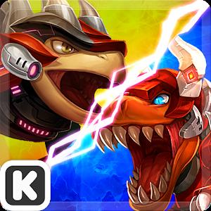 Dinowar: Ankylo vs Tyranno icon