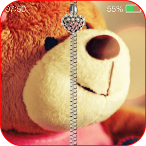 Zipper Lock Screen icon