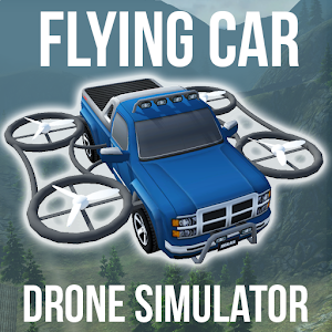 FLYING CAR DRONE SIMULATOR icon