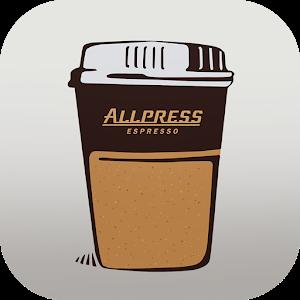 Allpress Café Finder icon