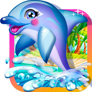 My Cute Dolphin Show Paradise icon