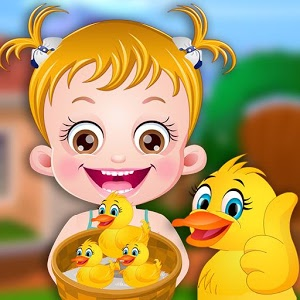 Baby Hazel Duck Life icon