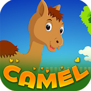 Best Escape Game - Cartoon Camel Rescue Game icon