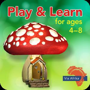 Via Afrika Play & Learn icon