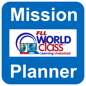 FLL World Class 2014 Planner icon