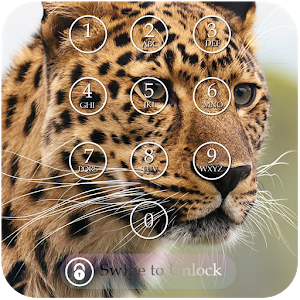Cheetah Keypad Lock Screen icon