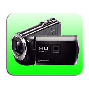 spy video recording camera icon