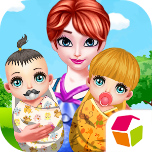 Princess Mammys Baby Girl Care icon