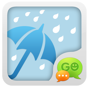 GO SMS Pro Rainy day Theme icon