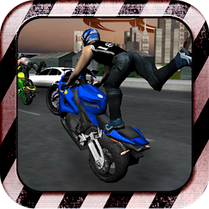 Race Stunt Fight! Motorcycles icon