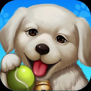 Puppy Paradise-Cute Dog icon