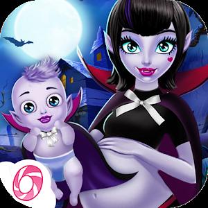 Vampire Baby Happy Daily icon