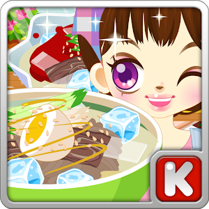 Judy's Ice Noodles Maker-Cook icon