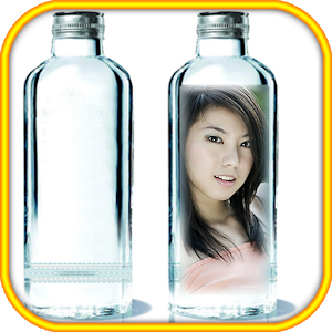 Bottle Glass Photo Frames icon