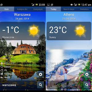 Weather Extra icon