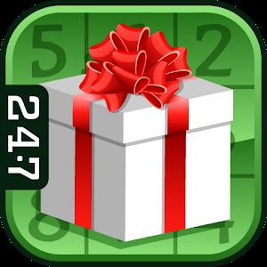 Christmas Sudoku icon