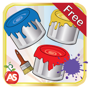 🌟 Color MIx Mixing Paint Fun icon