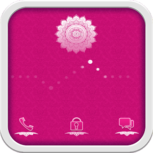 Pink Fever for GO Locker icon