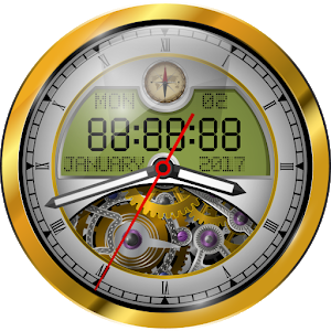 Crazy Clock for Android 2017 icon