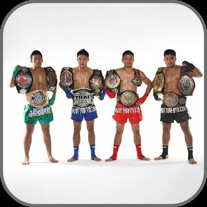 Muay Thai Counter Techniques icon