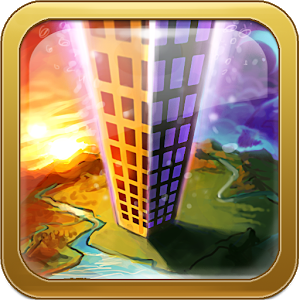 Tower to Space Clicker Idle icon
