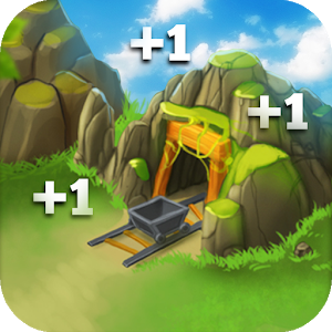 Clicker Mine Idle Tycoon icon