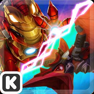 Dinowar: Iron T-Rex vs Pterano icon