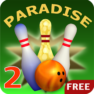 Bowling Paradise 2 Pro FREE icon