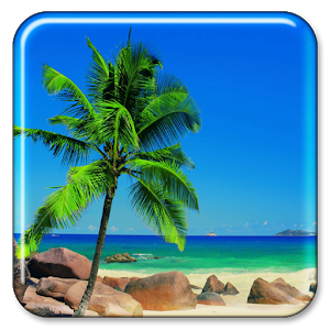 Paradise Live Wallpaper icon