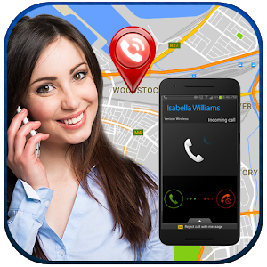 Mobile Number Address Tracker icon