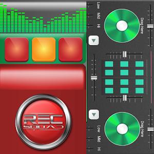 DJ Mixer Recorder icon