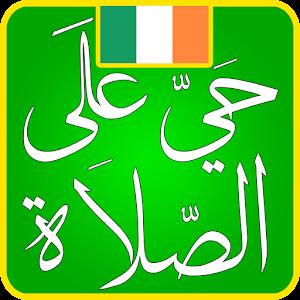 Ireland Prayer Times icon