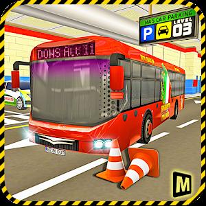Multi-Storey Bus Parking 2016 icon
