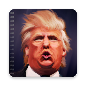 Trump Book: GIF creator icon