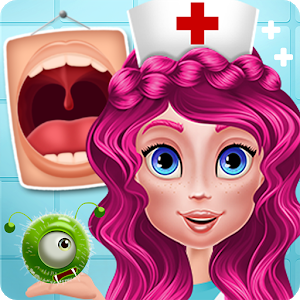Princess Flu Doctor icon