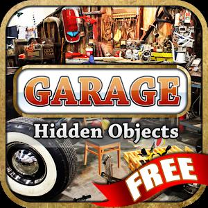Garage Hidden Objects icon