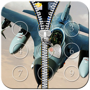 Military Zipper Lock icon