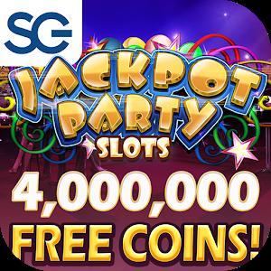 Jackpot Party Casino Slot Machines Casino Games Apprecs