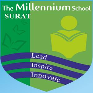 The Millennium School Surat icon