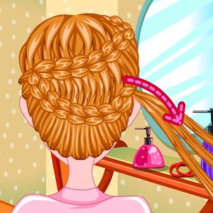 Valentine Braided Hairstyles icon